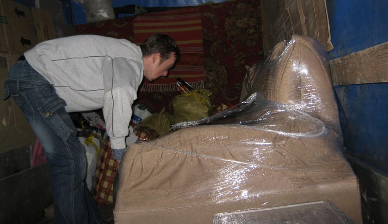 Перевезти диван по Киеву и области